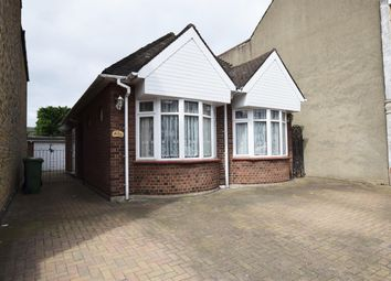 Thumbnail 3 bed detached bungalow for sale in Saville Road, Chadwell Heath
