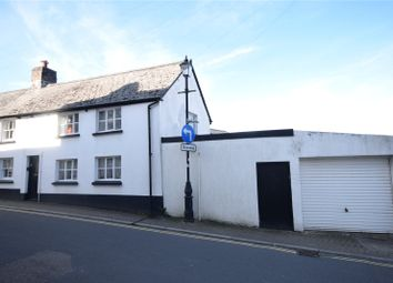 Thumbnail 2 bed end terrace house for sale in Castle Street, Torrington