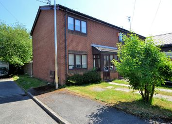 Thumbnail 2 bed end terrace house for sale in Yeoman Close, Hazel Grove, Stockport