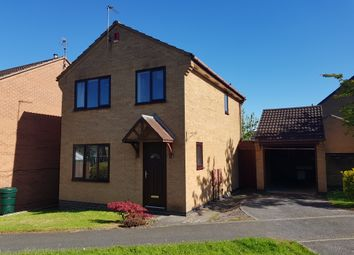 Thumbnail 3 bed detached house to rent in Lambourn Drive, Allestree, Derby
