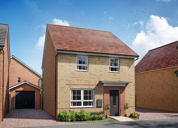 """Thumbnail 4 bedroom detached house for sale in """"Chester"""" at Aqua Drive, Hampton Water"""