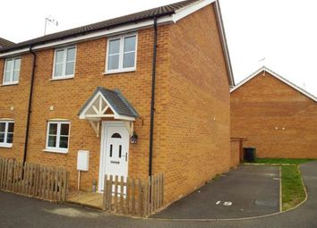 Thumbnail 3 bedroom semi-detached house for sale in Downham Market, Norfolk