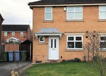 Thumbnail 3 bed semi-detached house to rent in Chaffinch Mews, Worksop, Nottinghamshire