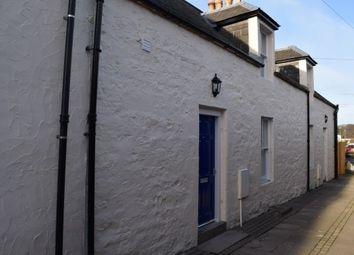 Thumbnail 1 bedroom flat to rent in High Street, Elgin, Moray