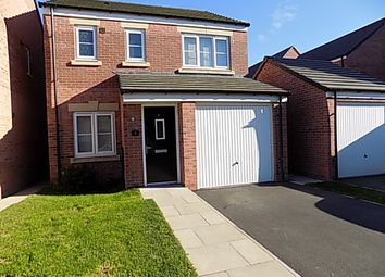Thumbnail 3 bed detached house for sale in Melbreak Avenue, Carlisle
