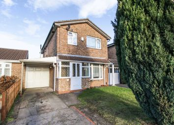 Thumbnail 4 bed detached house for sale in Shoreham Close, Willenhall