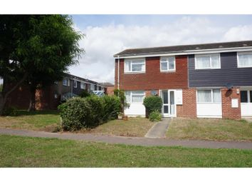 Thumbnail 3 bed end terrace house for sale in Humber Road, Witham