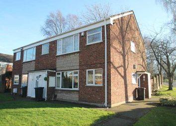Thumbnail 2 bedroom flat to rent in Apperley Way, Halesowen, West Midlands