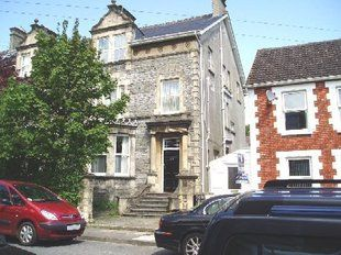 Thumbnail 1 bedroom flat to rent in Flat 6, St Marks Road, Wiltshire