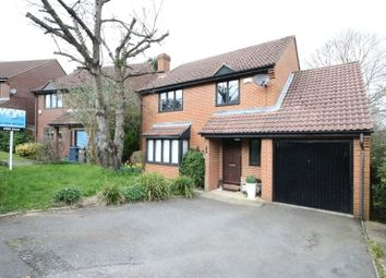 Thumbnail 4 bed detached house to rent in The Chimes, High Wycombe, Buckinghamshire