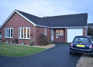Thumbnail 3 bed semi-detached bungalow for sale in Apple Grove, Market Drayton