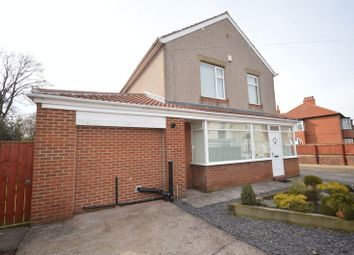 Thumbnail 4 bed detached house for sale in Park Road, Seaton Delaval, Whitley Bay