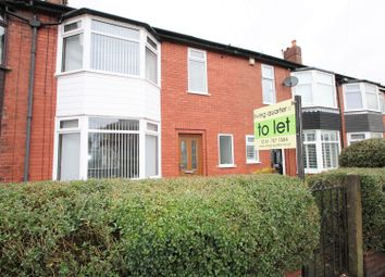 Thumbnail 3 bed terraced house to rent in Charles Street, Swinton, Manchester