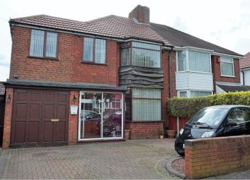 Thumbnail 3 bed semi-detached house for sale in Beacon Road, Kingstanding, Birmingham