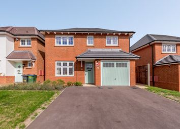 Thumbnail 4 bed detached house for sale in Bill Thomas Way, Rowley Regis, West Midlands