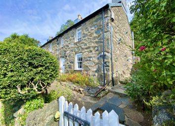 Thumbnail 2 bed cottage for sale in Tan Y Fron, Boduan, Pwllheli