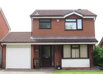 Thumbnail 3 bed detached house for sale in Hay Lane, Monkspath, Solihull