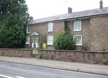 Thumbnail 4 bed detached house to rent in Main Road, Alvington, Lydney