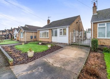 Thumbnail 2 bed detached bungalow for sale in Vernon Drive, Nuthall, Nottingham