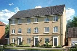 Thumbnail 3 bed terraced house for sale in St George's Place, Norwich, Norfolk