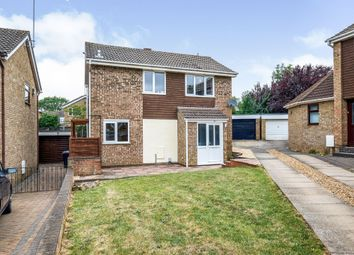Thumbnail 3 bed detached house for sale in Ash Rise, Kingsthorpe, Northampton