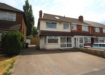 Thumbnail 4 bed end terrace house for sale in Queslett Road, Birmingham