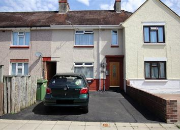 Thumbnail 3 bedroom terraced house for sale in Sandown Road, Cosham, Portsmouth, Hampshire