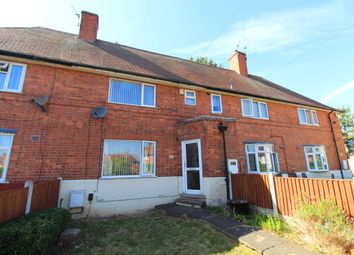 Thumbnail 3 bed terraced house for sale in Wetherby Close, Aspley, Nottingham