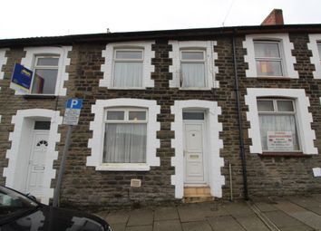 Thumbnail 3 bed terraced house to rent in Brook Street, Treforest