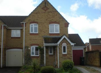 Thumbnail 3 bed end terrace house to rent in Horsefields, Gillingham
