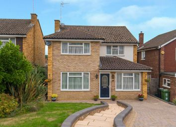 Thumbnail 4 bed detached house for sale in Hillside Gardens, Berkhamsted