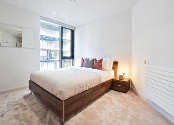 Thumbnail 2 bedroom flat to rent in Royal Wharf, Pontoon Dock, Newham