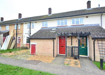 Thumbnail 3 bedroom terraced house for sale in Wiltshire Road, Wyton-On-The-Hill, Huntingdon, Cambridgeshire