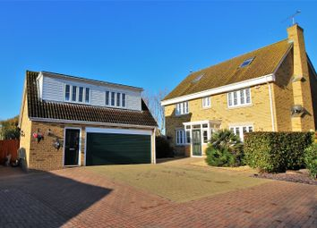 Thumbnail 5 bed detached house for sale in Magnolia Close, Canvey Island