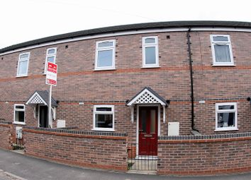 Thumbnail 3 bed mews house for sale in Oakwood Lane, Barnton, Northwich, Cheshire.