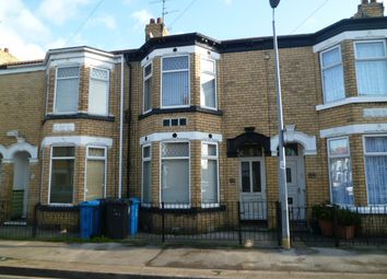 Thumbnail 3 bed terraced house to rent in East Park Avenue, Hull, East Yorkshire