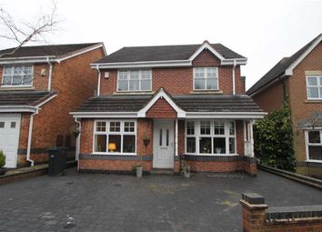 Thumbnail 4 bed detached house for sale in Welbeck Close, Halesowen