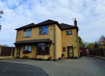Thumbnail 5 bed detached house for sale in Hockley Road, Wilnecote, Tamworth, Staffordshire
