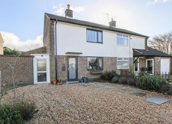 Thumbnail 2 bed semi-detached house for sale in Riggotts Way, Cutthorpe, Chesterfield