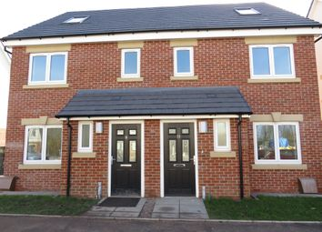 Thumbnail 4 bed semi-detached house for sale in Gatis Street, Wolverhampton