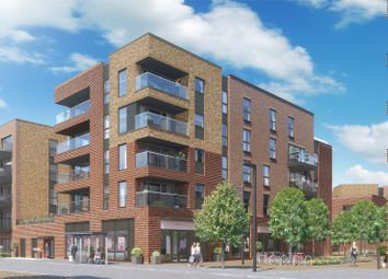 Thumbnail 2 bed flat for sale in Aura, Long Road, Cambridge