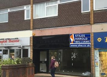 Thumbnail Retail premises for sale in 97 Church Walk, Burgess Hill, West Sussex