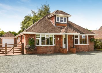 Thumbnail 3 bedroom detached bungalow for sale in Homesteads Road, Kempshott, Basingstoke