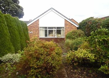 Thumbnail 3 bed detached bungalow for sale in Castle Crescent, Chirk, Near Wrexham