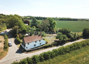 Thumbnail 2 bed detached house for sale in Church Lane, Aldham, Ipswich, Suffolk