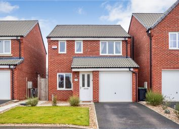 Thumbnail 3 bed detached house for sale in Ferrous Way, North Hykeham