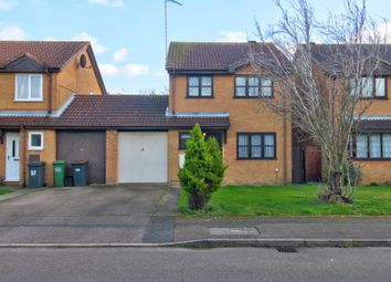 3 bed link-detached house for sale in Marsom Grove, Luton LU3