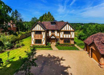Thumbnail 6 bed detached house for sale in Swissland Hill, Dormans Park, East Grinstead, West Sussex