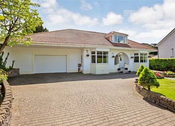 Thumbnail 5 bedroom detached house for sale in Old Coach Road, Village, East Kilbride
