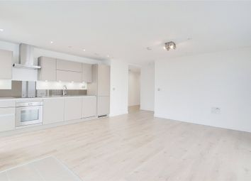 Thumbnail 2 bed flat for sale in Stratosphere, 55 Great Eastern Road, London